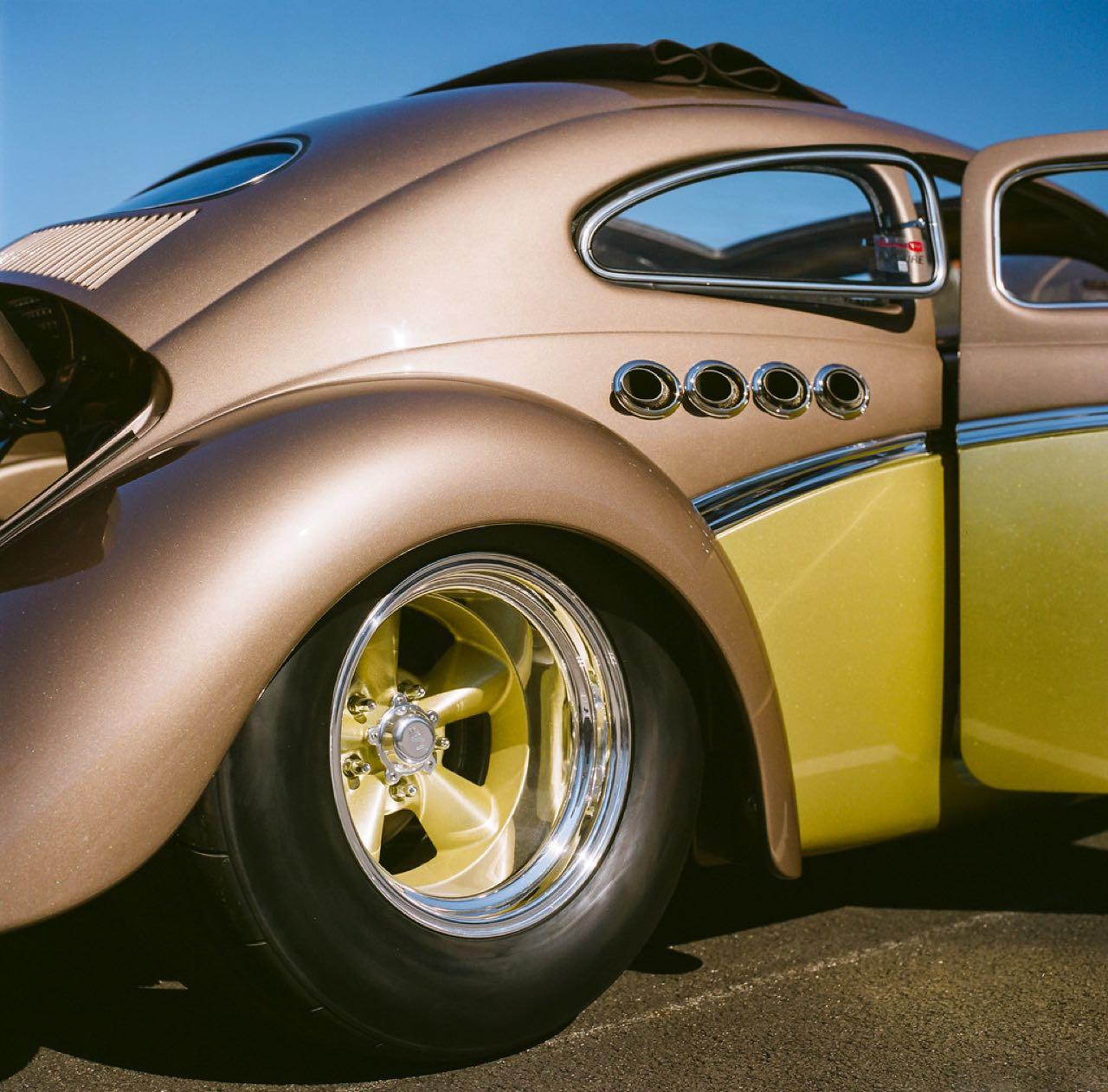 '56 Beetle Berlin Buick... Un V8 sur la banquette ! 16