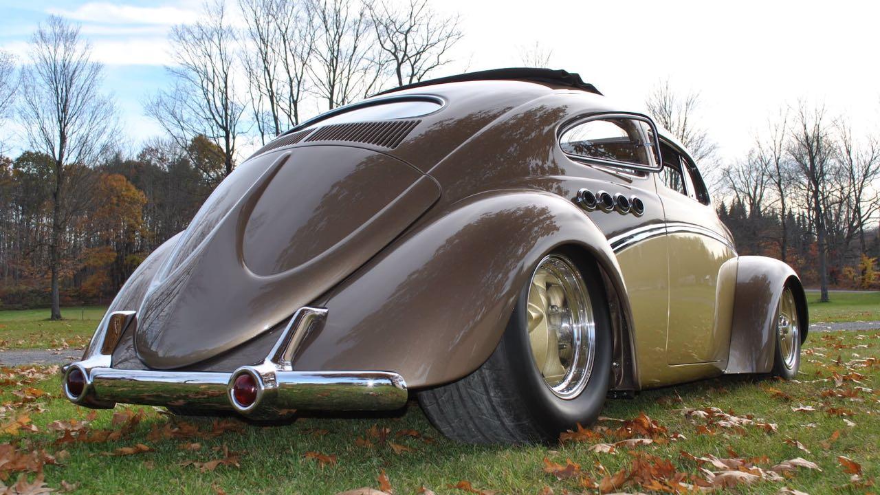 '56 Beetle Berlin Buick... Un V8 sur la banquette ! 3