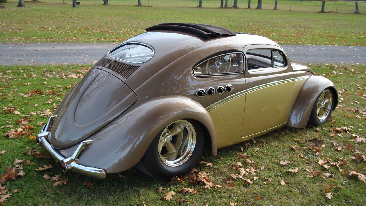 '56 Beetle Berlin Buick... Un V8 sur la banquette ! 11