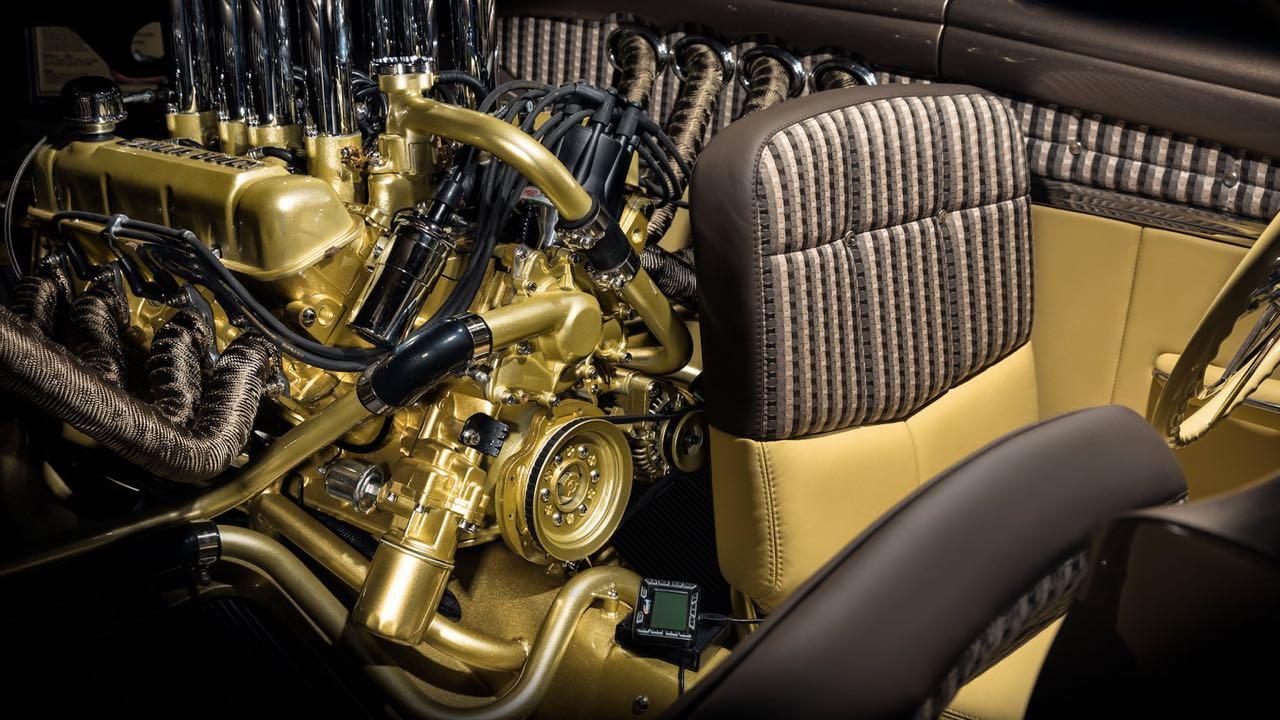 '56 Beetle Berlin Buick... Un V8 sur la banquette ! 5