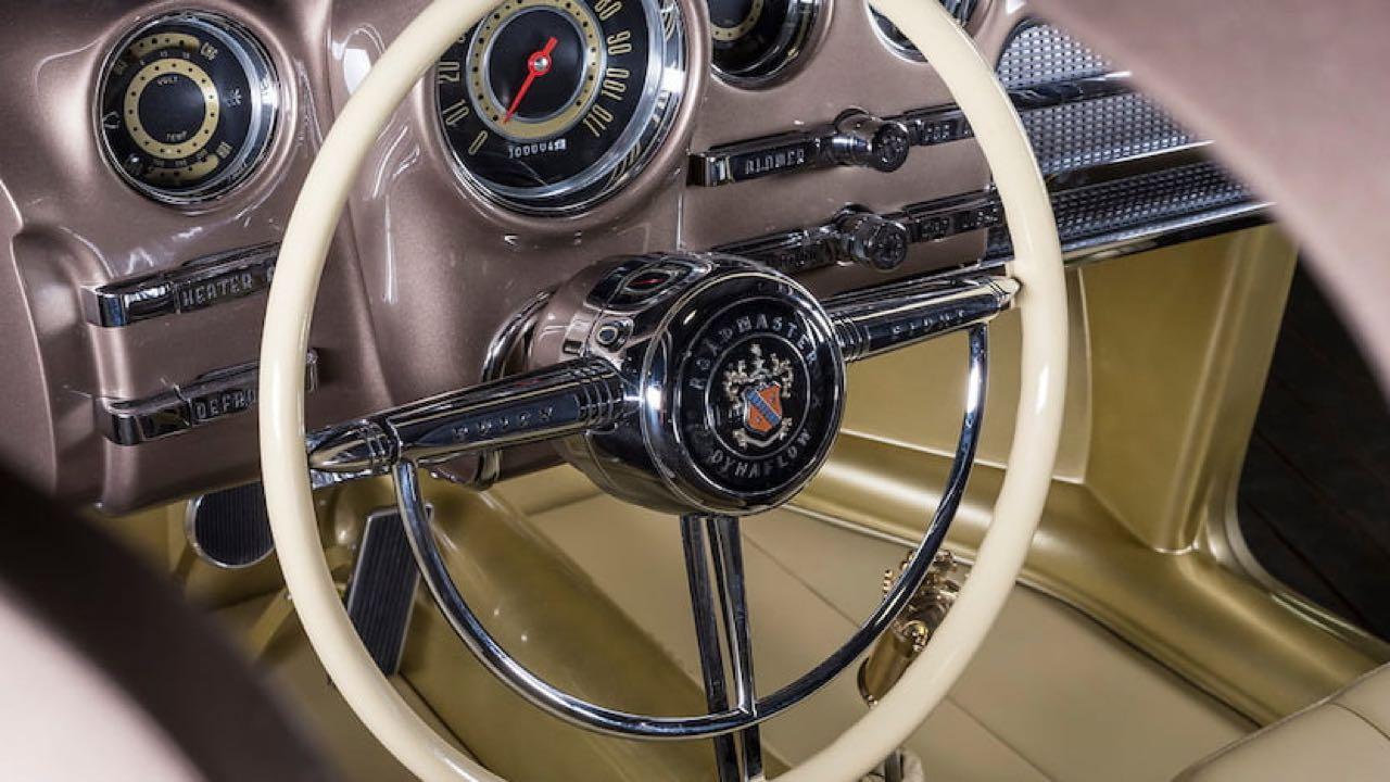 '56 Beetle Berlin Buick... Un V8 sur la banquette ! 13