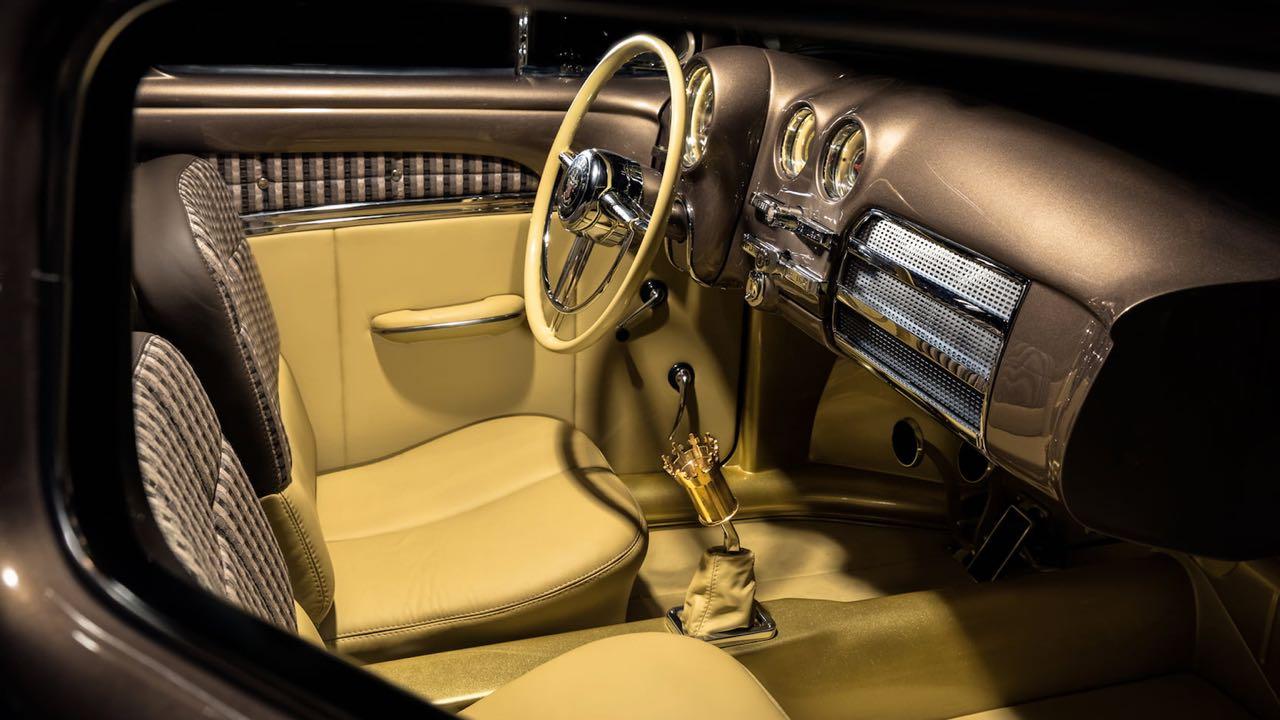 '56 Beetle Berlin Buick... Un V8 sur la banquette ! 9