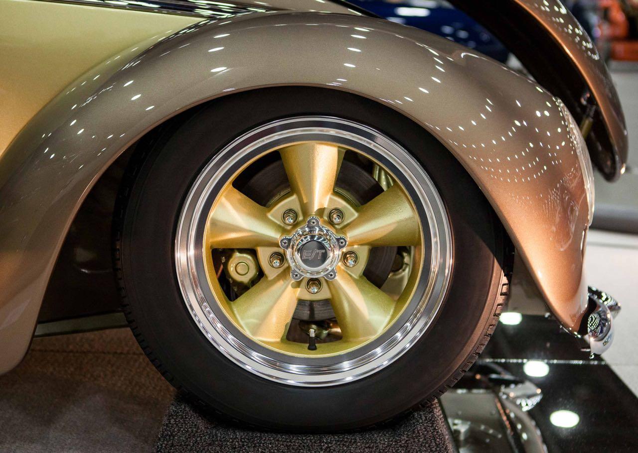 '56 Beetle Berlin Buick... Un V8 sur la banquette ! 2