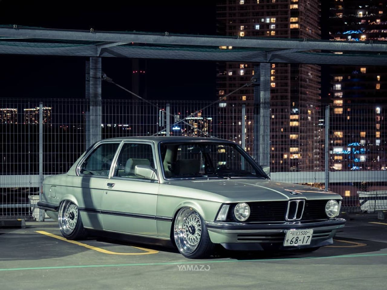 BMW 318i E21... Duo made in Japan ! 12