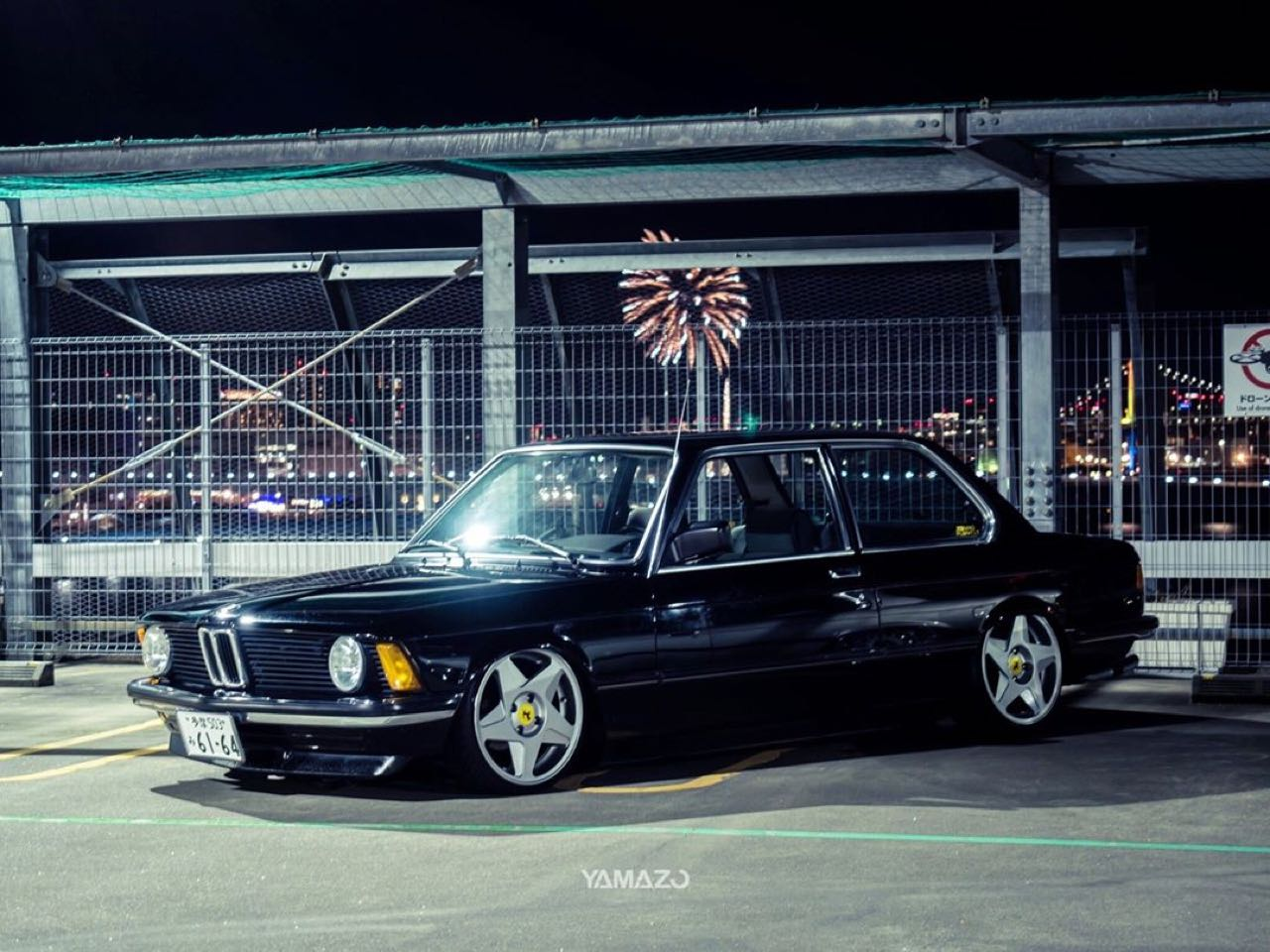 BMW 318i E21... Duo made in Japan ! 11
