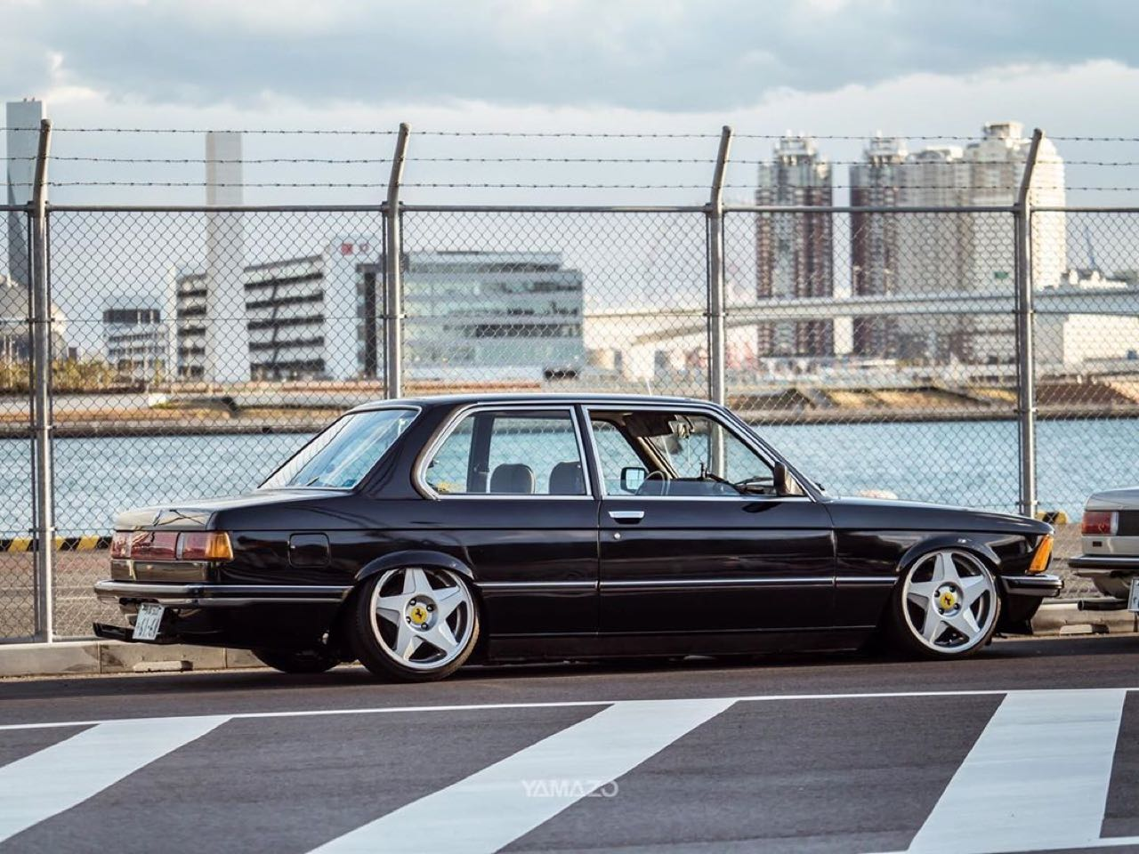 BMW 318i E21... Duo made in Japan ! 5