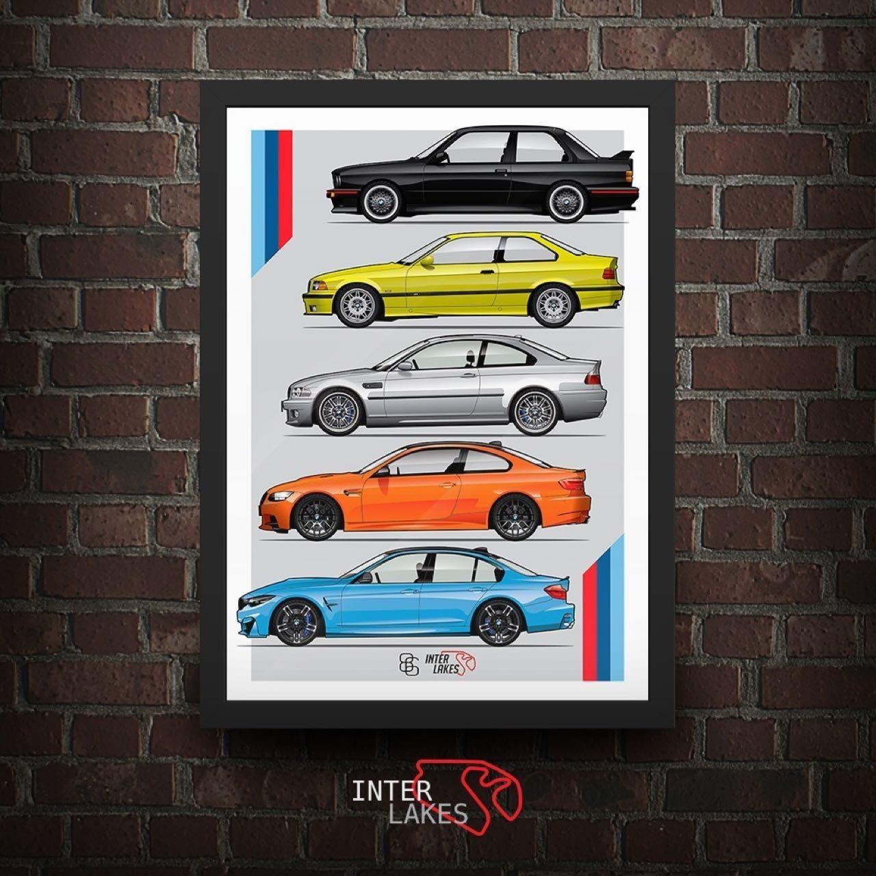 BMW M3 Limited Editions... Les plus rares ! 1