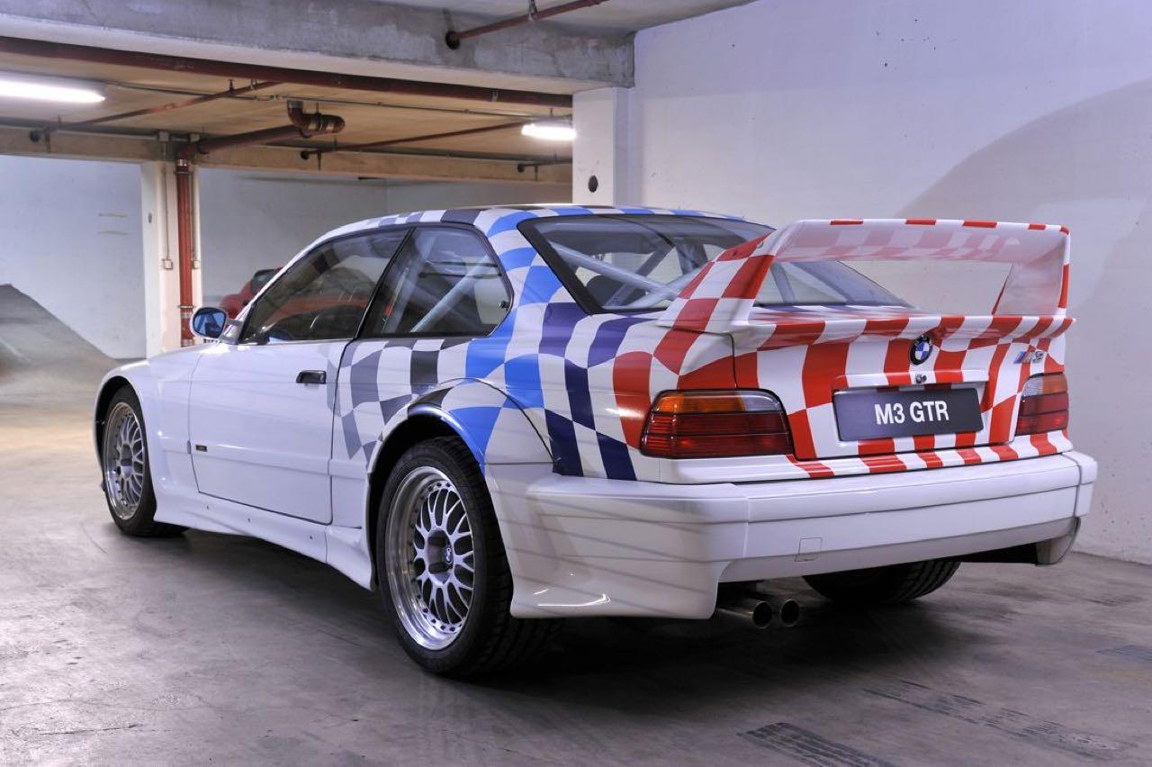 BMW M3 Limited Editions... Les plus rares ! 10