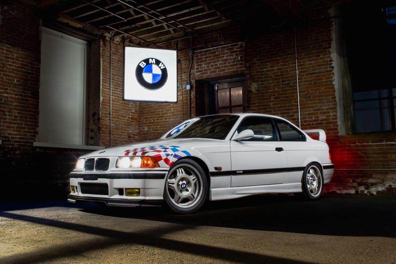 BMW M3 Limited Editions... Les plus rares ! 13
