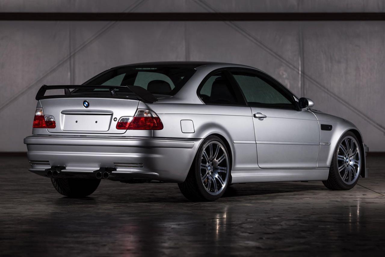 BMW M3 Limited Editions... Les plus rares ! 20