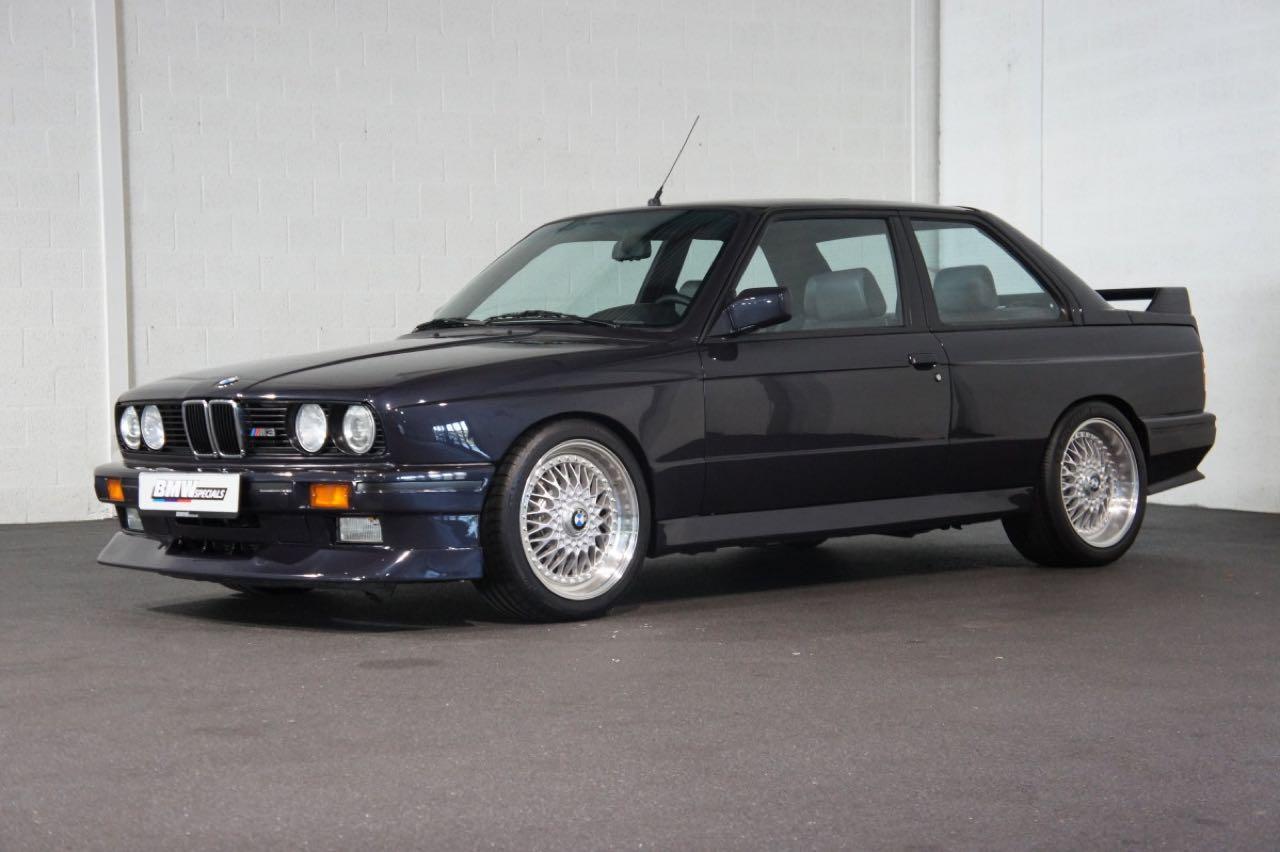 BMW M3 Limited Editions... Les plus rares ! 6