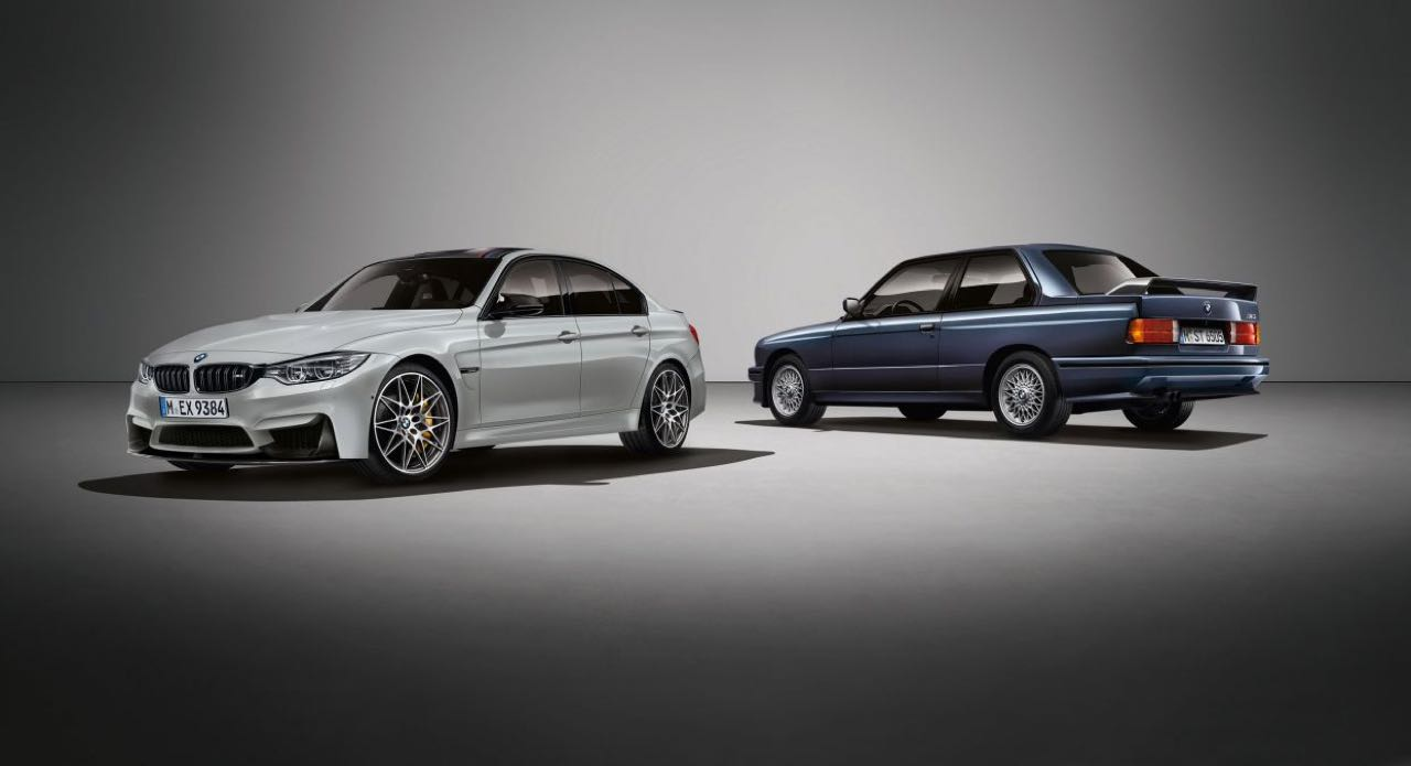 BMW M3 Limited Editions... Les plus rares ! 23