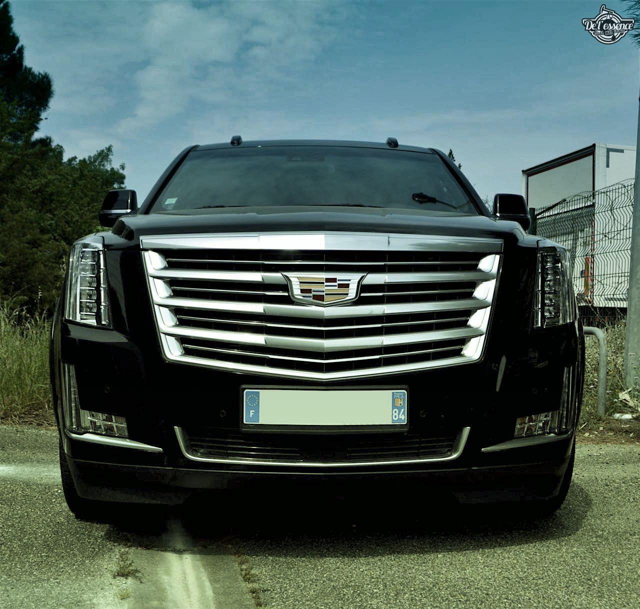 Cadillac Escalade 6.2 - En mode gangsta ! 2