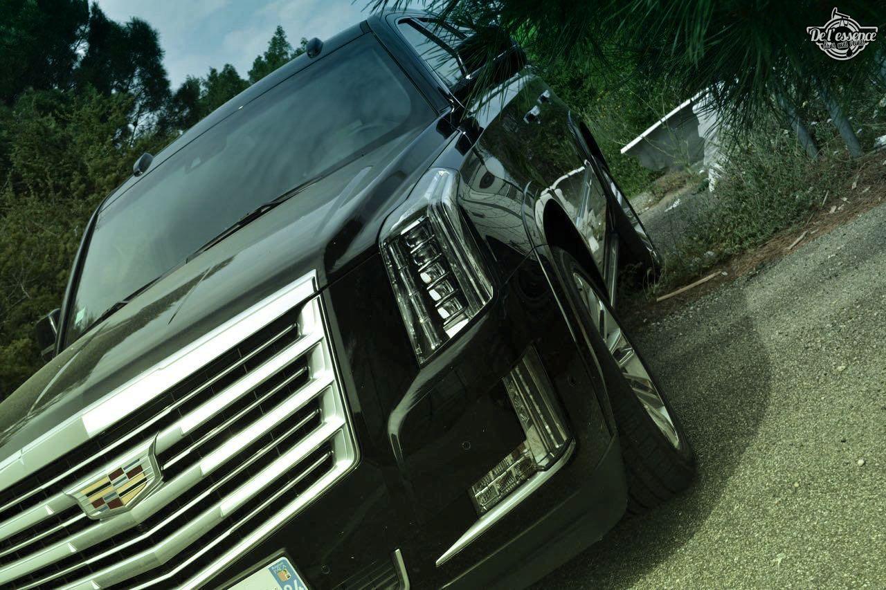 Cadillac Escalade 6.2 - En mode gangsta ! 10