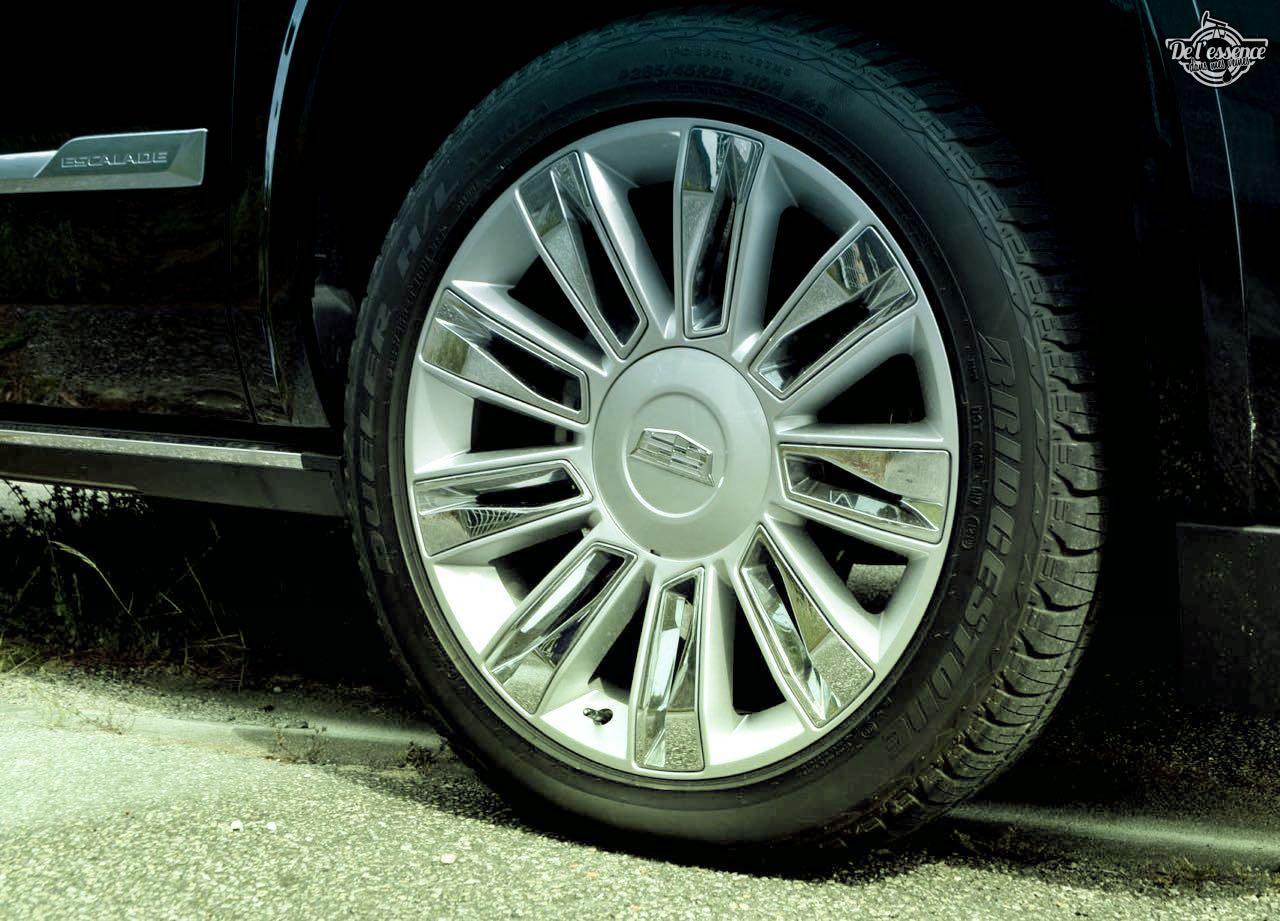 Cadillac Escalade 6.2 - En mode gangsta ! 7