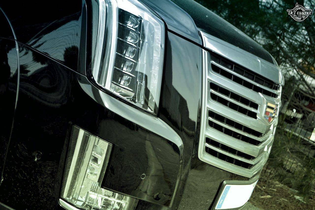 Cadillac Escalade 6.2 - En mode gangsta ! 9