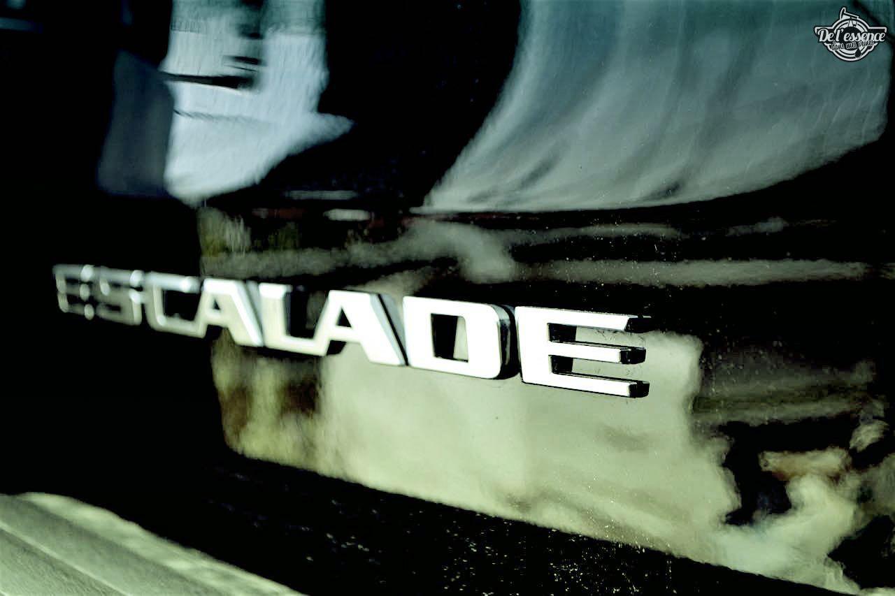 Cadillac Escalade 6.2 - En mode gangsta ! 8