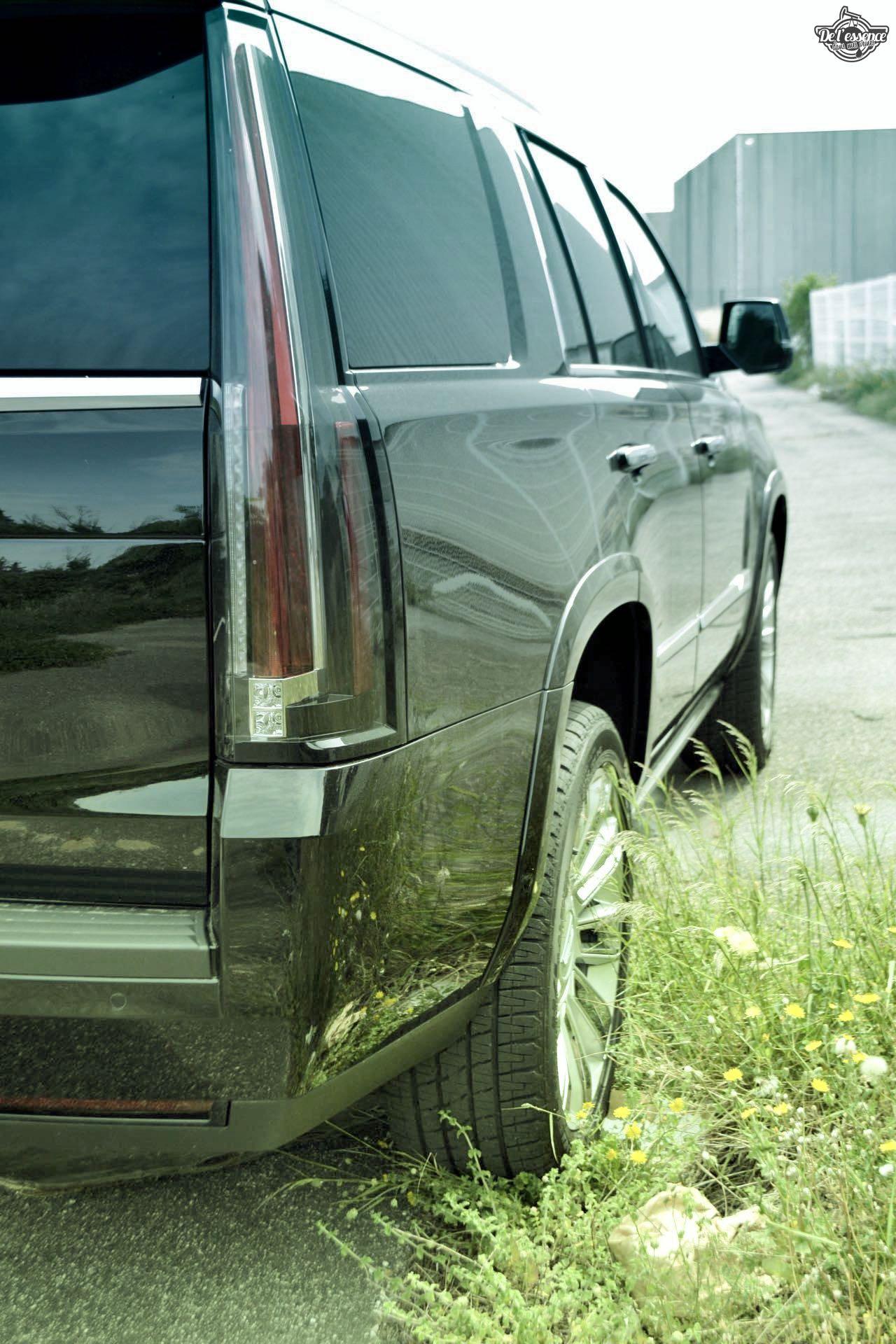 Cadillac Escalade 6.2 - En mode gangsta ! 12