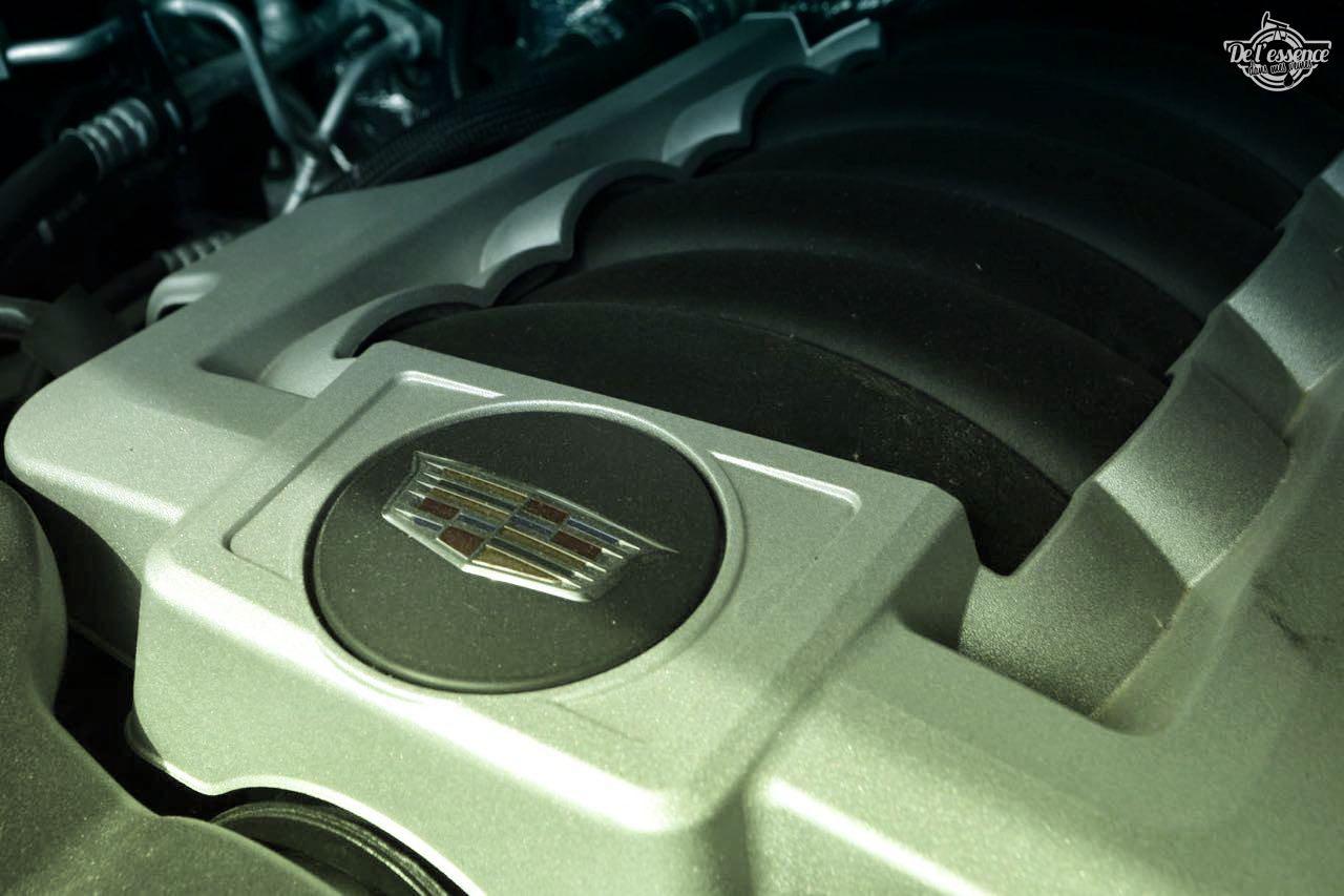 Cadillac Escalade 6.2 - En mode gangsta ! 4