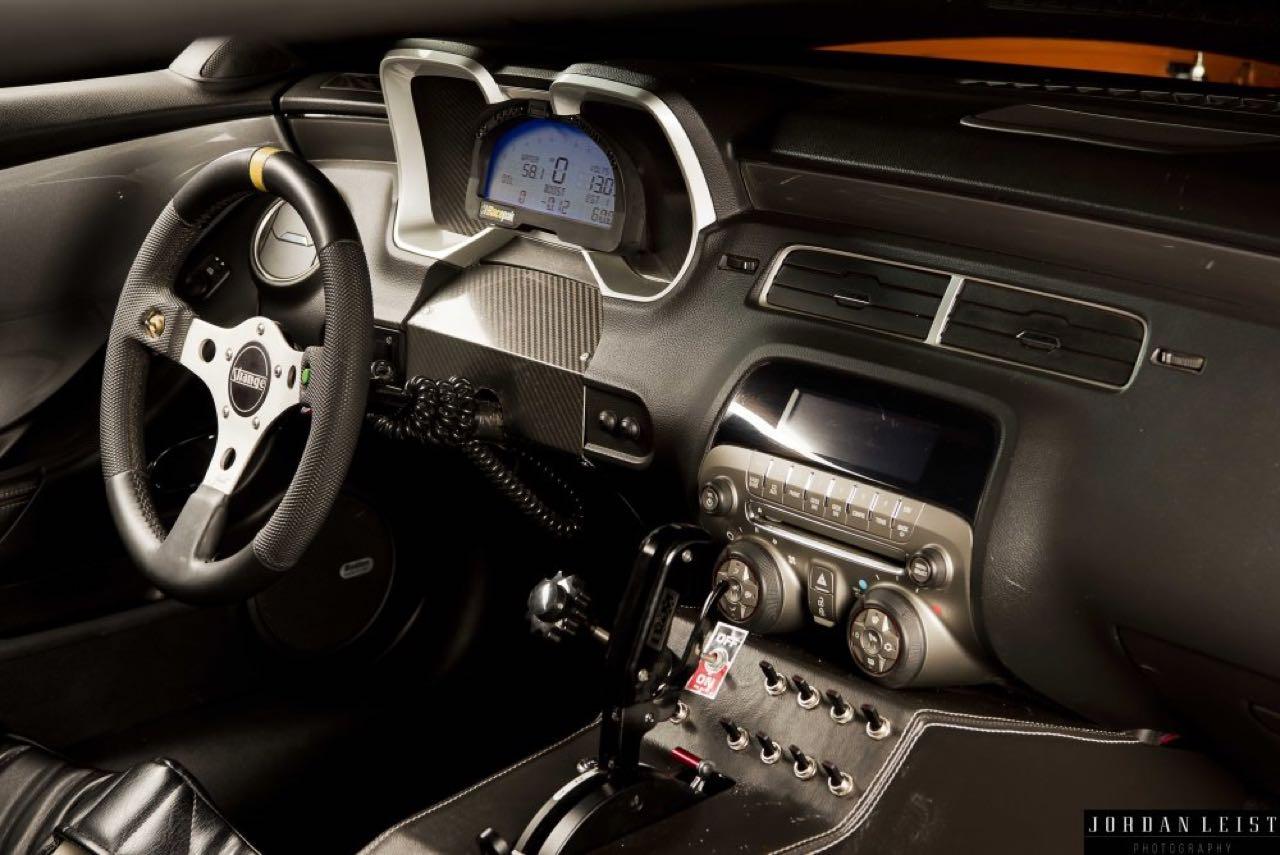 """Chevrolet Camaro 1000+ """"The Grudge""""... Priez pour les pneus ! 10"""