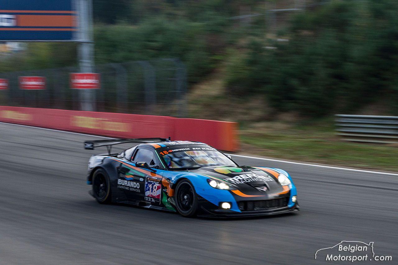 Engine Sound : Corvette C6 ZR1 GT1... Catégorie poids lourd ! 2