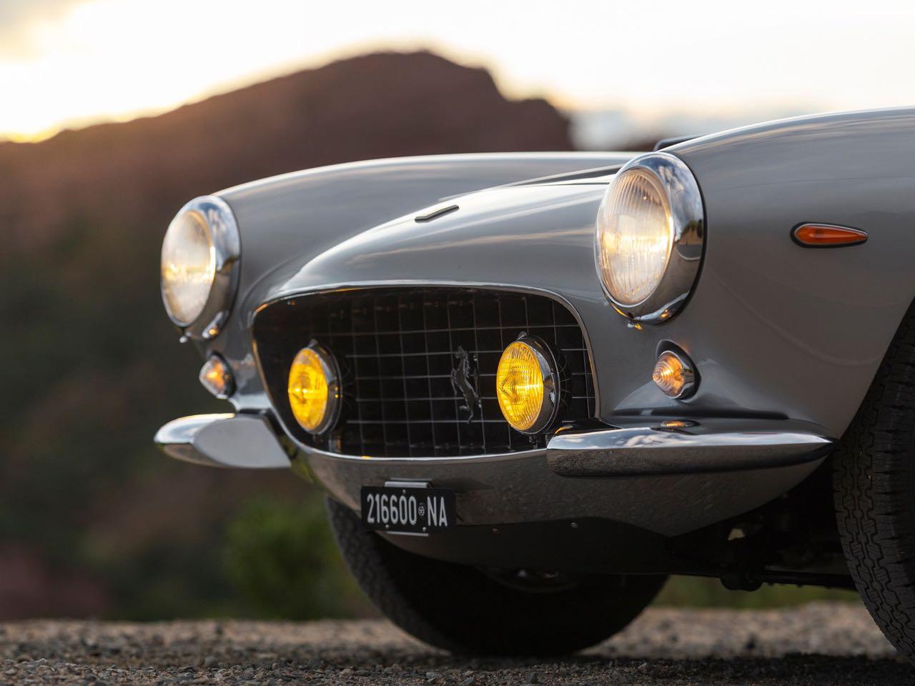 Ferrari 250 GT SWB... Road Trip avec Manuella ! 29