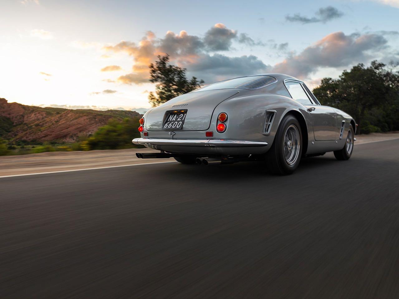 Ferrari 250 GT SWB... Road Trip avec Manuella ! 14