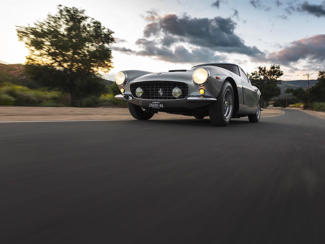 Ferrari 250 GT SWB... Road Trip avec Manuella ! 20