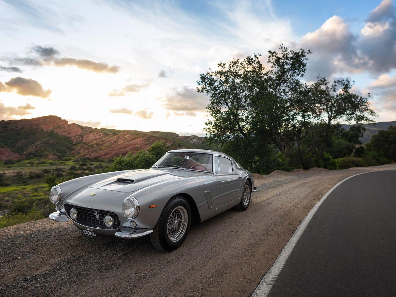 Ferrari 250 GT SWB... Road Trip avec Manuella ! 6