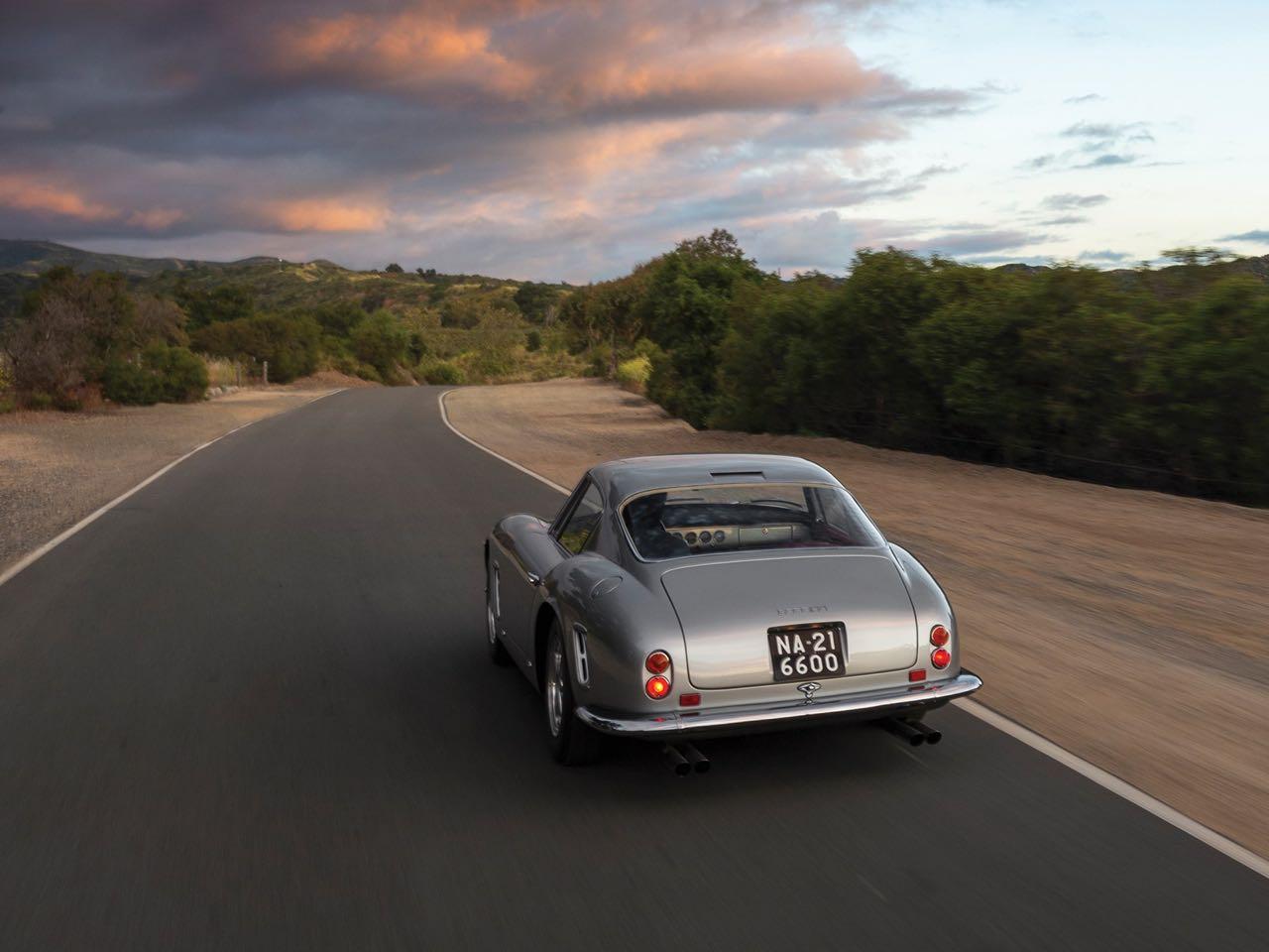 Ferrari 250 GT SWB... Road Trip avec Manuella ! 2