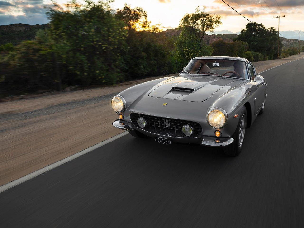 Ferrari 250 GT SWB... Road Trip avec Manuella ! 1
