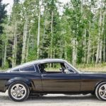 '65 Ford Mustang SVT... Restomod pour Dempsey ! 9