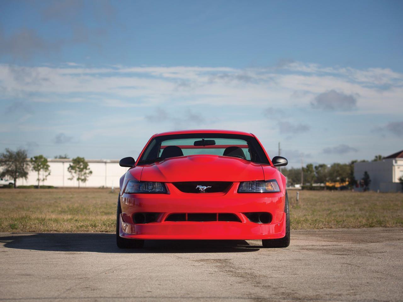 Ford Mustang SVT Cobra R... Ringarde ? 9