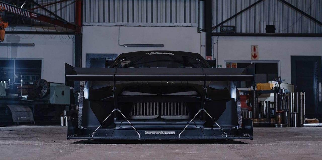 Hillclimb Monster : Nissan GTR 1600 ch - Téléportation ! 2
