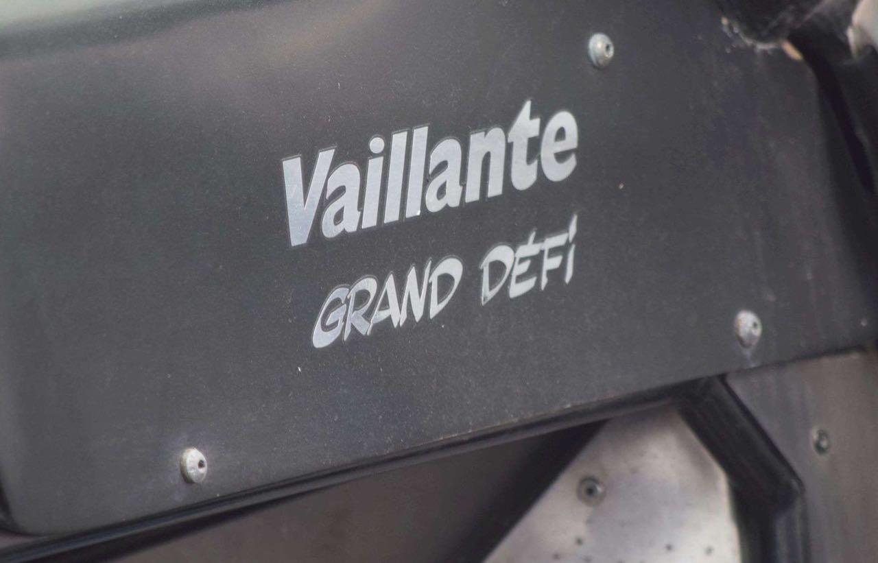 """'99 Hommell Vaillante """"Grand Défi""""... De la BD à la réalité ! 8"""