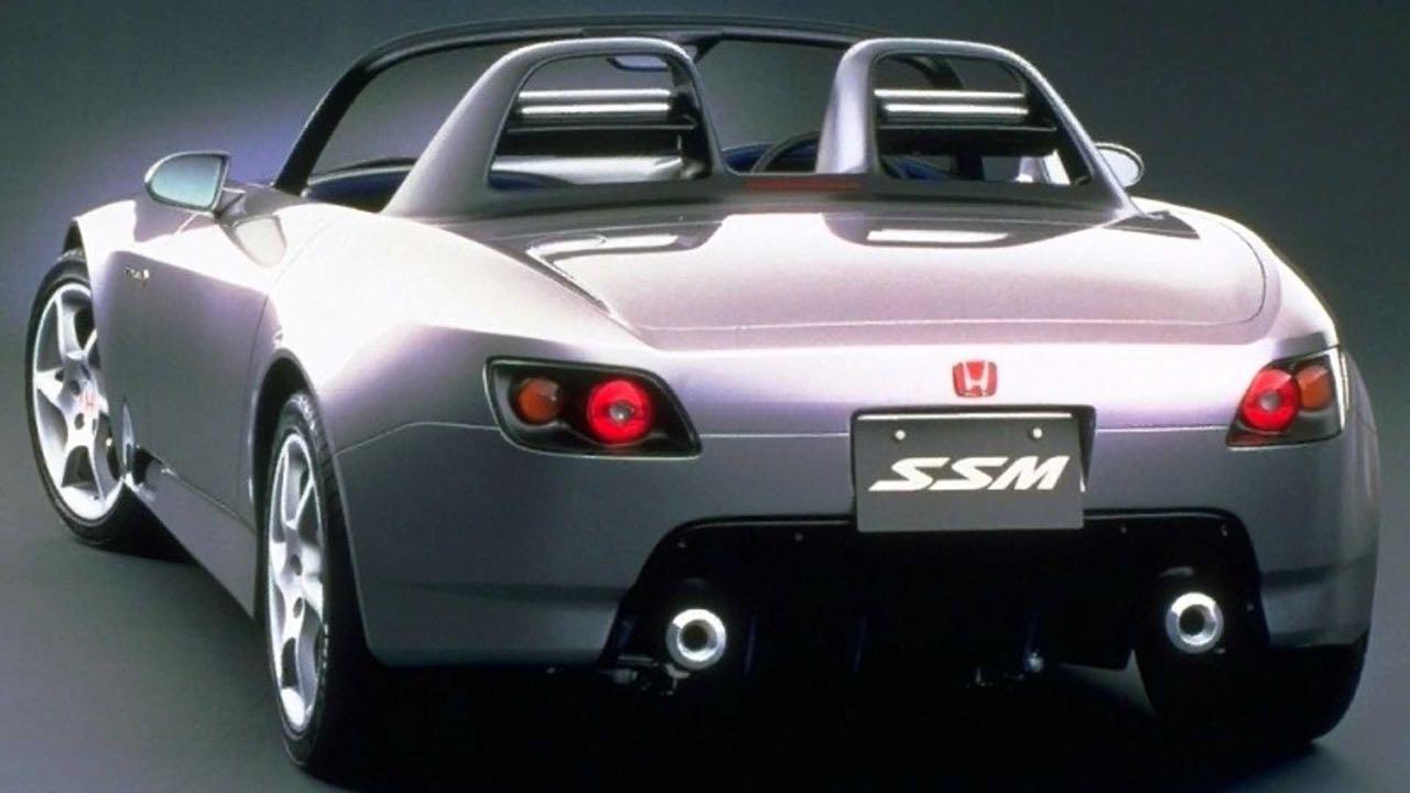 '95 Honda SSM... Et en plus, ils l'ont faite ! 5