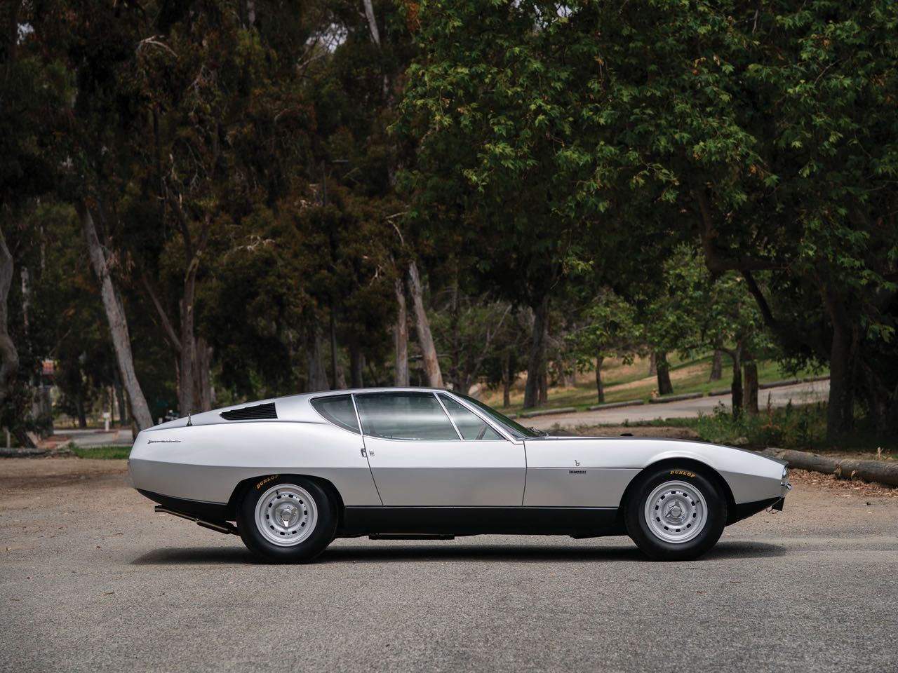 Jaguar Pirana - London made in Bertone... 11