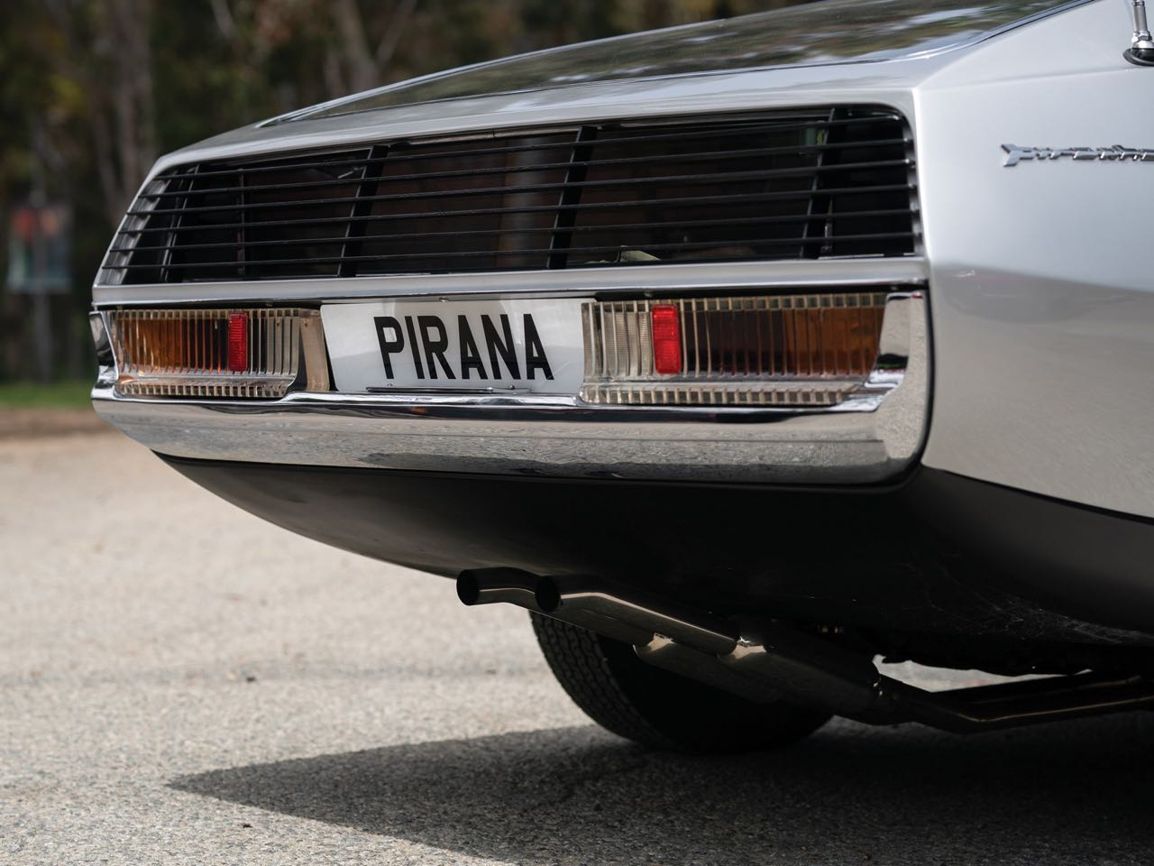 Jaguar Pirana - London made in Bertone... 4