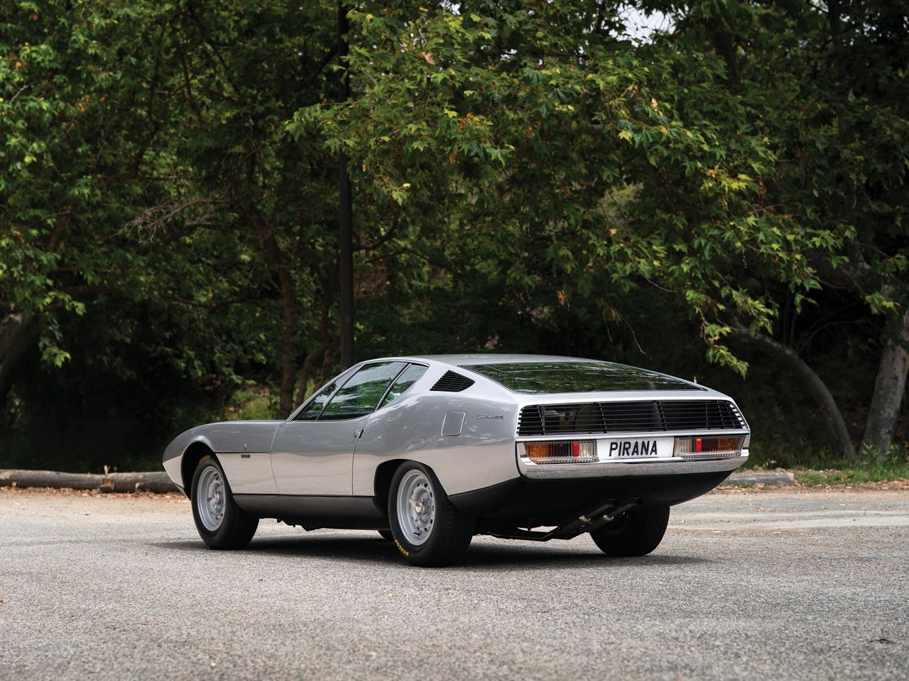 Jaguar Pirana - London made in Bertone... 6