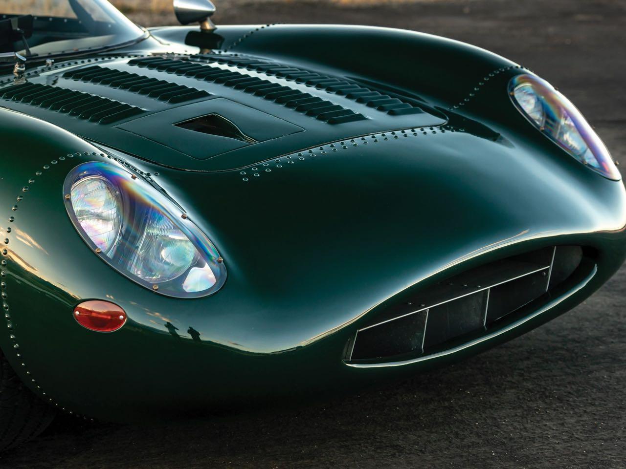 Jaguar XJ13... Unlucky Number ! 9