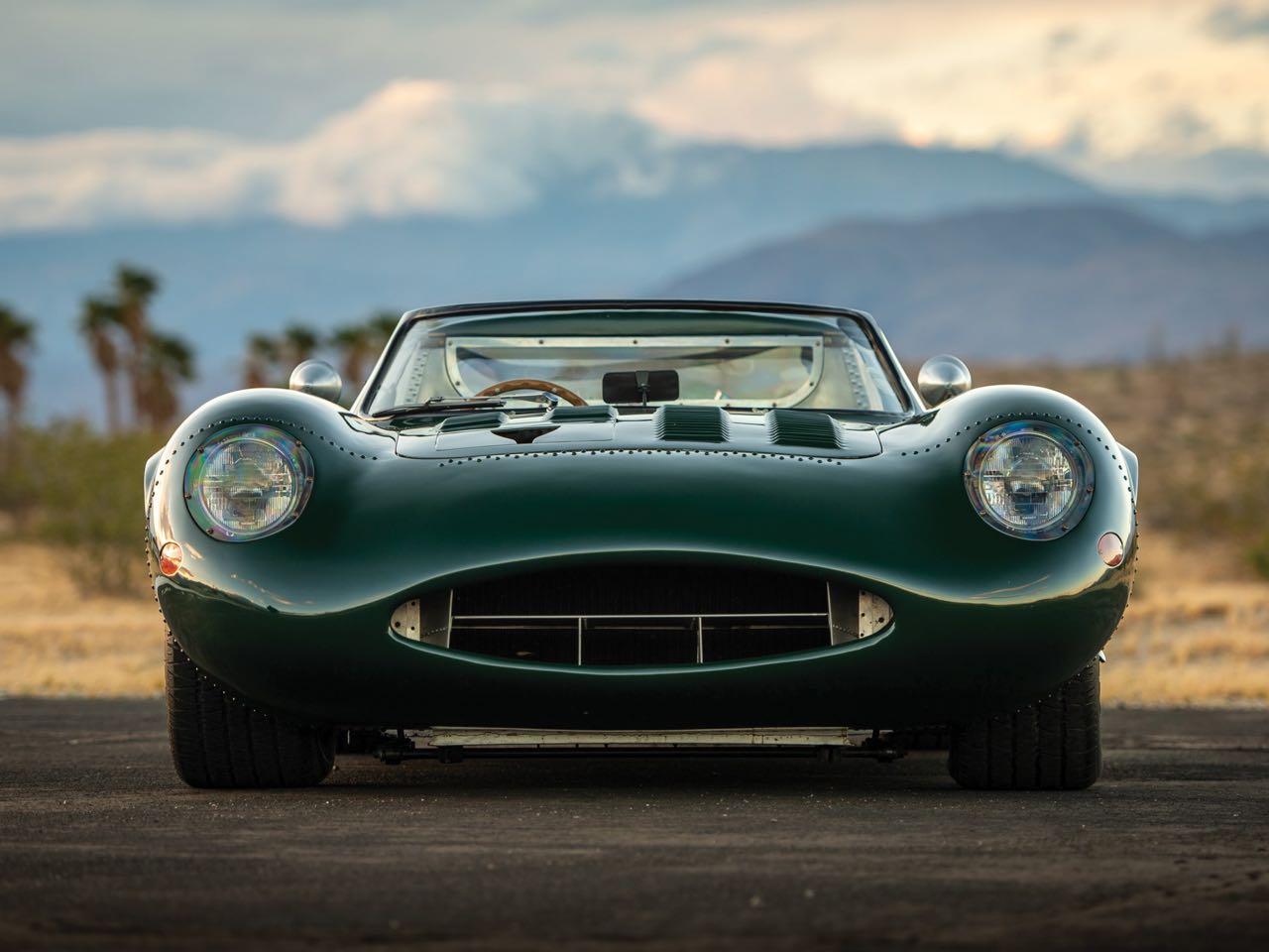 Jaguar XJ13... Unlucky Number ! 17