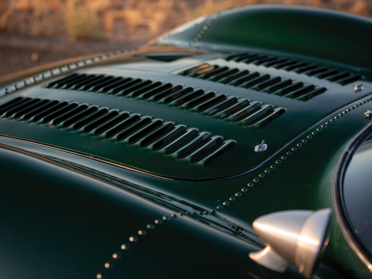 Jaguar XJ13... Unlucky Number ! 7