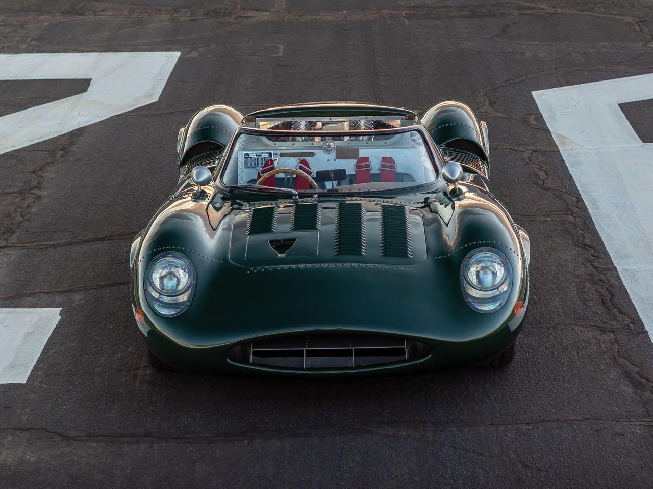 Jaguar XJ13... Unlucky Number ! 8