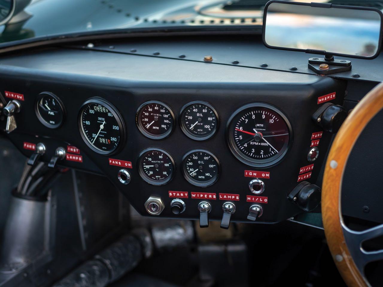 Jaguar XJ13... Unlucky Number ! 25