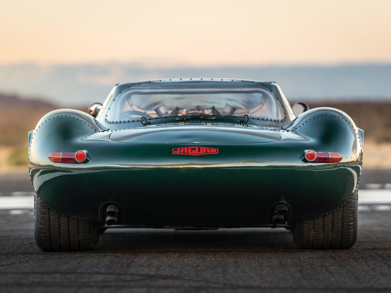 Jaguar XJ13... Unlucky Number ! 18