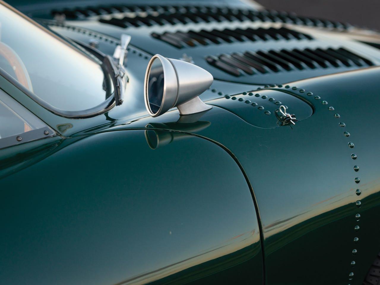 Jaguar XJ13... Unlucky Number ! 23