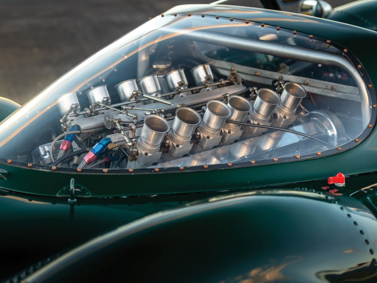 Jaguar XJ13... Unlucky Number ! 4