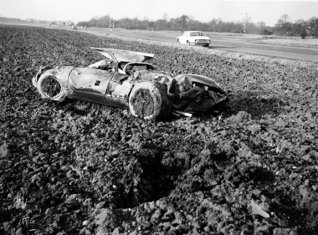 Jaguar XJ13... Unlucky Number ! 19