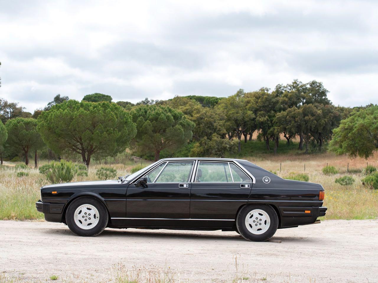 Maserati Royale... Royalement kitsch ! 4