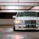 '97 Mercedes Classe C W202... Le static, c'est chic ! 8